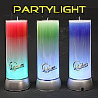 Lotuskerze Partylight